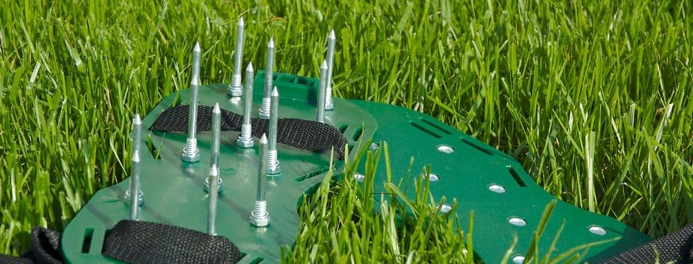 Aeration – when to do it