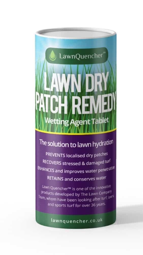 Solving Lawn Dry Patches