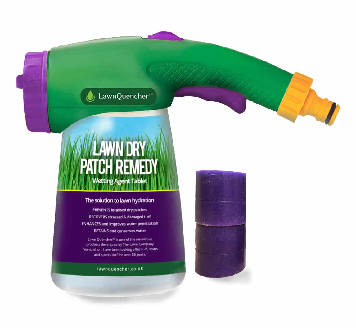 Lawn Quencher™ Tablets – The Solution to Lawn Hydration
